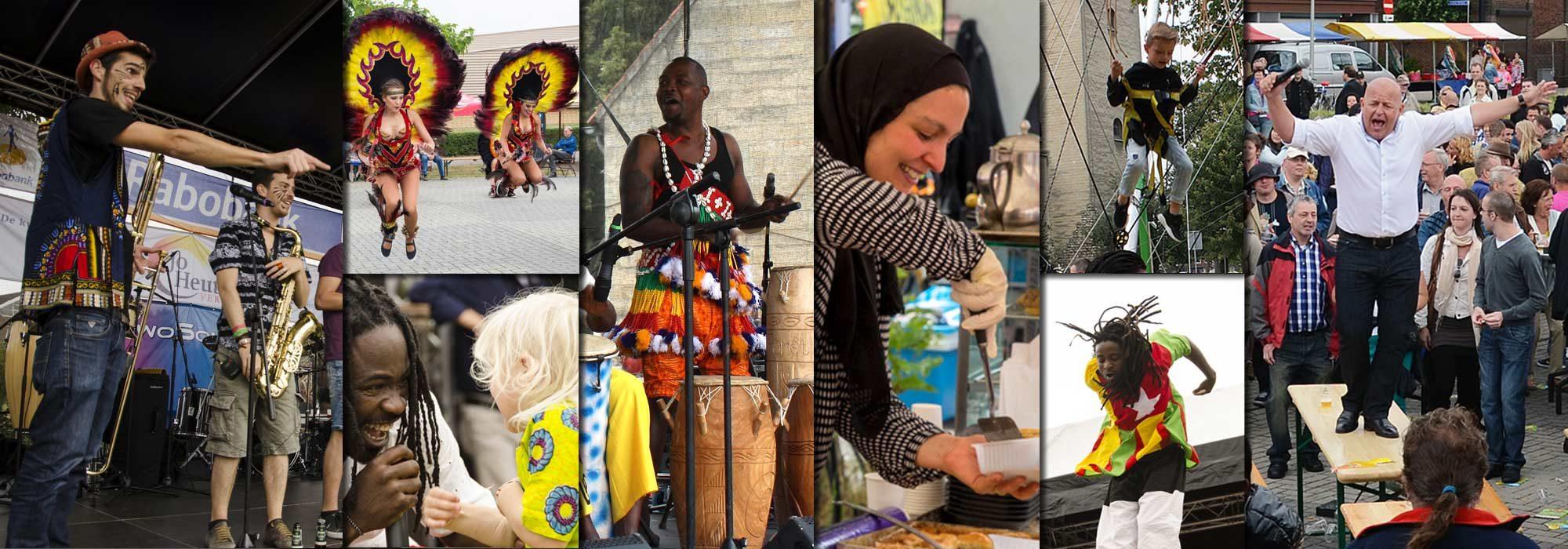 Multicultureel met Maastrichtse ambiance